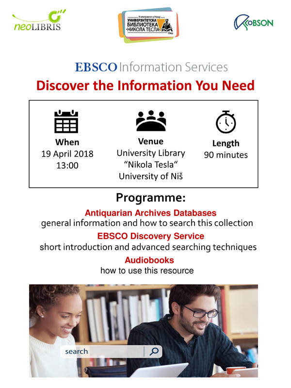 Poster EBSCO